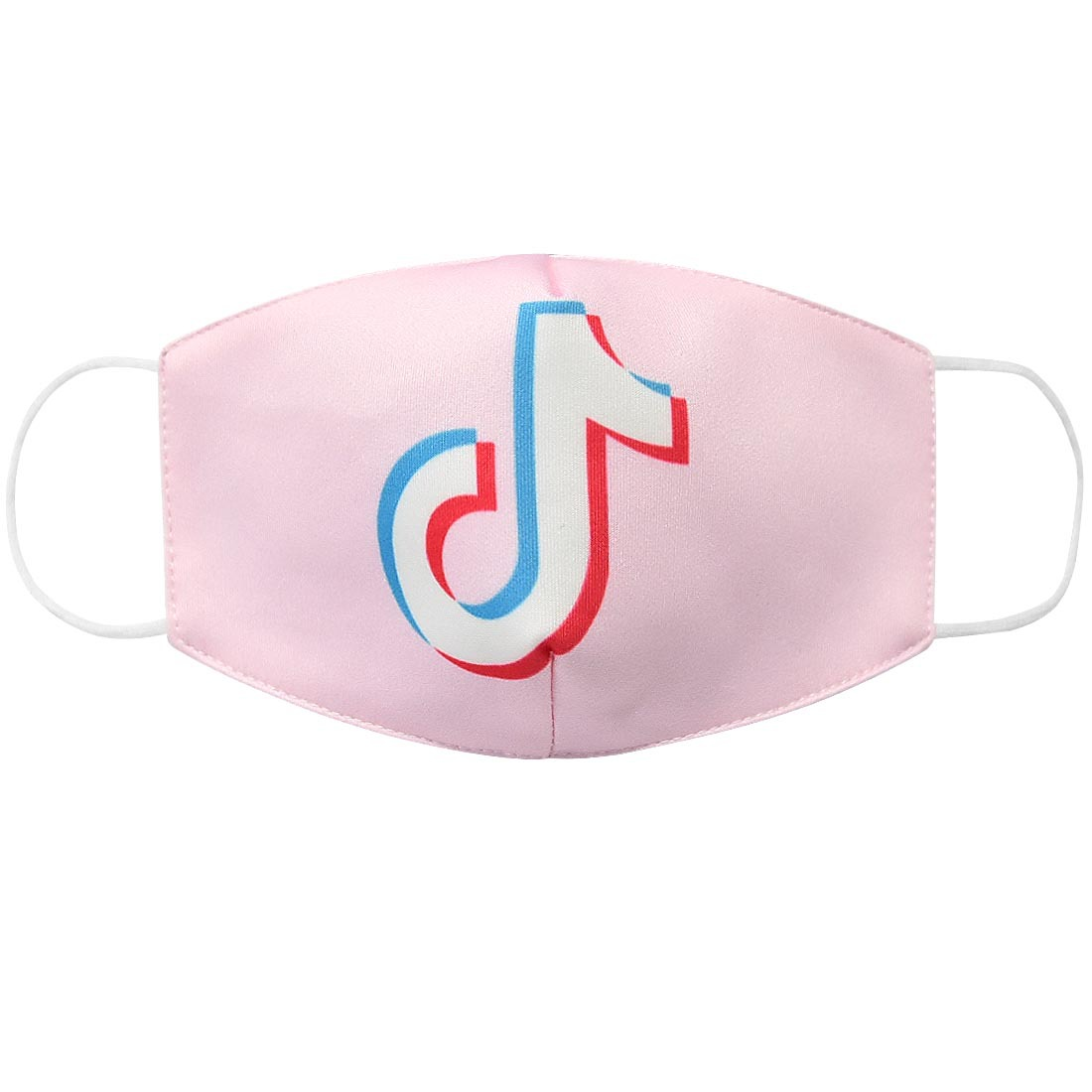 Cartoon Printed Children Printed Mask With Ice Silk Cotton Mask For Kids 2