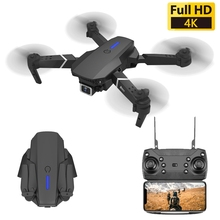 RC Drone 4K Camera WIFI FPV 1080P With Wide Angle HD Dual Cameras Hight Hold Mode Foldable Drones Follow Me RC Quadcopter Toys