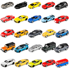 1:36 Dodge Challenger SRT Demon Sports Car Alloy Diecast Car Model Toy With Pull Back For Children Gifts Toy Collection