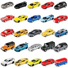 1:36 Dodge Challenger SRTปีศาจกีฬารถDiecastรุ่นของเล่นดึงกลับสำหรับของขวัญเด็กของเล่นคอลเลกชัน