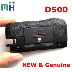 Image 1 - NEW For Nikon D500 SD Memory Card Cover Lid Door Rubber 11U94 Camera Replacement Unit Repair Spare Part