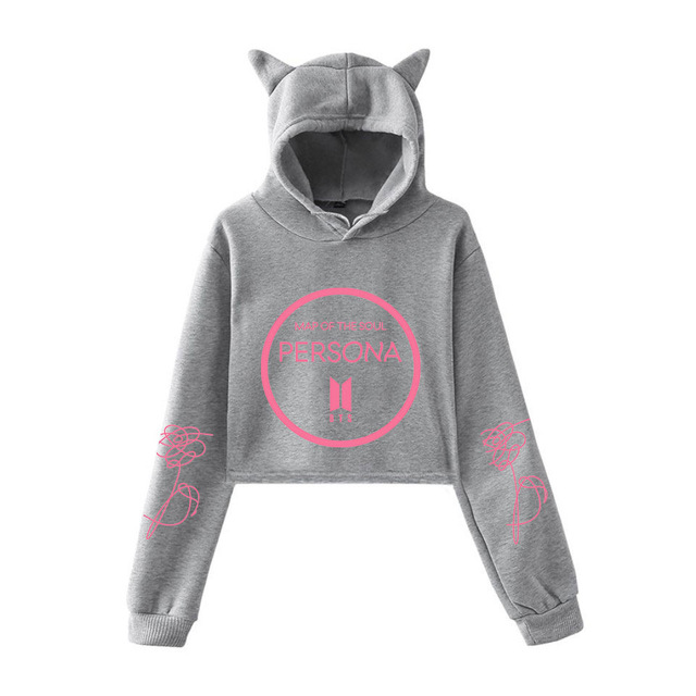 BTS MAP OF THE SOUL PERSONA EAR HOODIE (10 VARIAN)