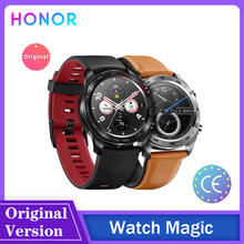 Huawei Honor Watch Magic Smart Watch Heart Rate Tracker Sleep Tracker GPS WaterProof Message Reminder Working 7 Days Смотреть