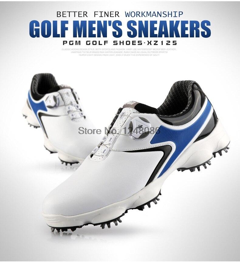Pgm 2020 tênis de golfe dos homens