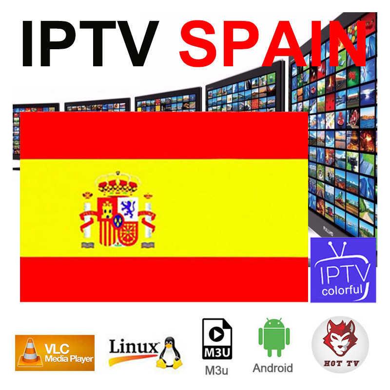 Europa subskrypcja iptv francja UK niemiecki arabski holenderski szwecja francuski polska portugalia hiszpania Smart M3U 7000 tv na żywo box