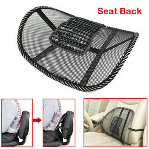 Lumbar Back Support Spine Posture Correction Back Pillow Car Cushion For Car Truck Seat Office Chair