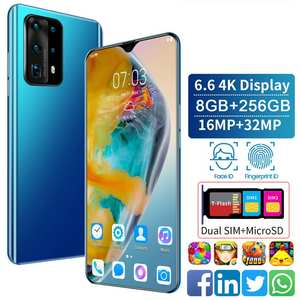 Mobile-Phone Global-Version Android 8 3G Unlock 256GB 4G