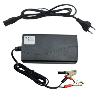 12V SLA battery charger 1.8A for 12V GEL AGM VRLA battery lawn mower charger with UL CE approved