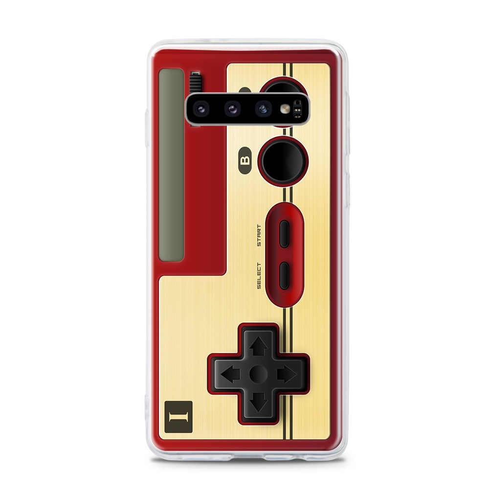 Originalidade Para Samsung escudo do telefone Móvel Para Samsung A82018 J7prime A92018 Camuflagem beber Macio caixa protetora do telefone Móvel