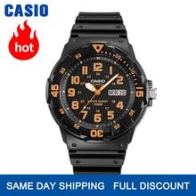 Casio watch Student fashion sports quartz men watch MRW-200H-4B casio watch small black watch student quartz men and women watch mq 24 7b3