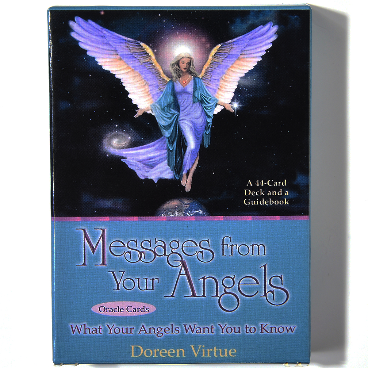 Messages from Your Angels What Your Angels Want You to Know Tarot Oracle Cards image