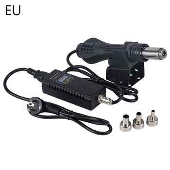 Portable 8858 Hot Air Desoldering Station US/EU Plug Rework Solder Soldering Repair Station Hot Air Blower