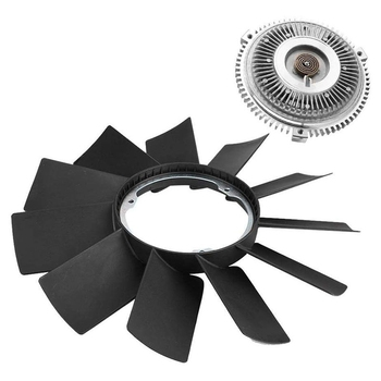 Fan Blade + Fan Clutch Kit 11527505302 for BMW E36 E46 E53 E34