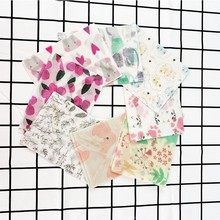 Sulfuric-Acid-Paper Stationery-Supplies Postcard Gift Envelope Flower for Students School