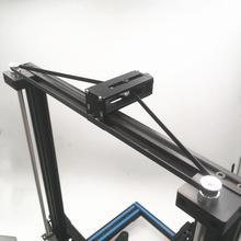 1set Creality Ender 3 Pro CR 10/10 s Dual Z As upgrade distributieriem Synchro spanner voor creality 3D printer onderdelen