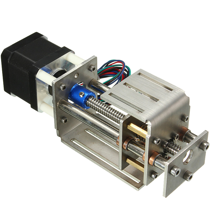 Z Axis Sliding Stroke Kit 3 Axis Cnc Z Shaft Stroke Cnc Mini Z Axis Slide Diy Linear Motion Milling 3 Axis Engraving