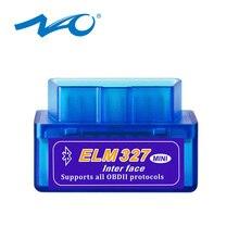 NAO Elm327 V2.1 Scanner Diagnostic Auto elm 327 obd2 2019 Auto Super Mini launch