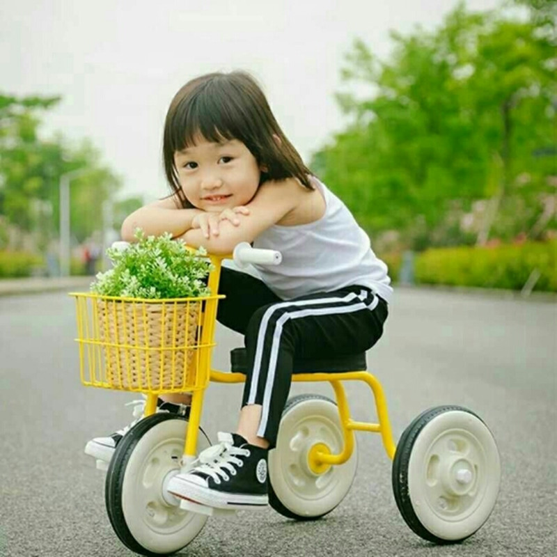 2020 Baby Walker 1-3 Years Tricycle Children's Tricycle Baby Stroller Baby Toy Car Foot Pedal Bicycle Tricycle Balance Bike