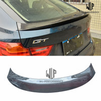 3GT F34 High Quality Carbon Fiber Rear Spoiler Standard Car Styling Wings For BMW 3 Series F34 320i 328i 335i Car Body Kit 13 UP