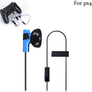 Image 2 - PS4 Original Headset Game Earphone Gaming Earphone Inearphones with Microphone cheap stuff For Sony Wired headset Game headphone