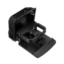 Portable Central Console Armrest Rear Cup Drink Holder for Jetta MK5 5 Golf MK6