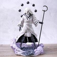 Uchiha Madara Jinchuriki Form Ver. PVC Figure Toy Collection Model Statue