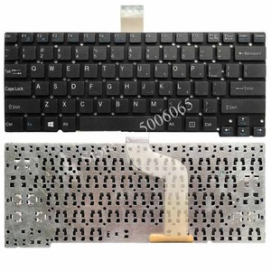Новая клавиатура для ноутбука США Sony Vaio SVT13137CXS SVT13138CXS SVT131390X SVT1313ACXS SVT131A11L SVT131A11L SVT131B11L