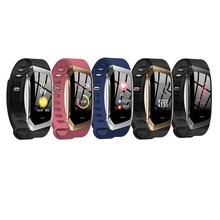 E18 Smart Wristband Oximeter Touch Screen Magic Color Swim Detect Heart Rate