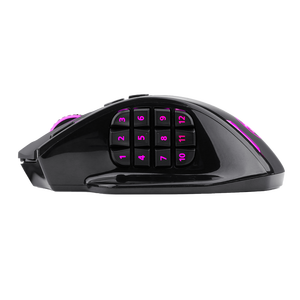 Image 2 - Redragon M913 2.4G Wireless Gaming Mouse 16000 DPI RGB Gaming Mouse With 16 Programmable Buttons MMO Fps For Gamer Laptop
