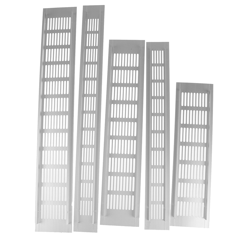 Vents Perforated Sheet Aluminum Alloy Air Vent Perforated Sheet Web Plate Ventilation Grille Vents Perforated Sheet