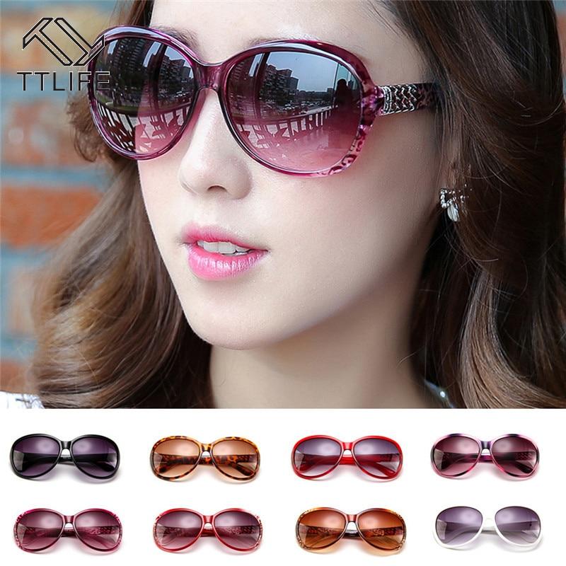 TTLIFE 2019 Hot Polarized Sunglasses Women With Rhinestone Sun Glasses Female Protection Fashion Uv400