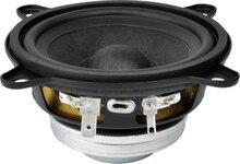 """O faital pro 3fe22 é um alto falante completo de alta qualidade de 3 """"que tenha uma ampla faixa de freqüência de 100hz a 20khz"""