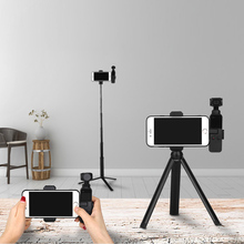Stand Joystick Pocket Gimbal-Accessory Camera-Adapter Dji Osmo Handheld Stable for Remote-Button