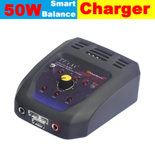 цена на RC Lipo Battery Charger 50W 5A TE4AC 1-4S High-Power Smart Balance Charger for RC Drone RC Car Helicopter
