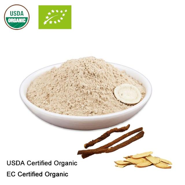 USDA e CE Certified Organic Liquirizia in polvere