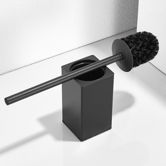 Brosse WC Noir