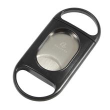 GALINER Cigar Cutter Portable Guillotine Stainless Steel Double Blades Accessories fit COHIBA