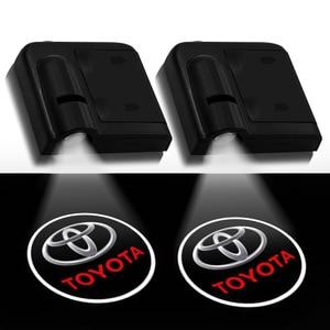 2pcs Car styling Wireless LED