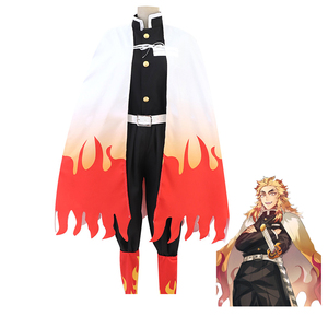 Image 3 - Anime Costume Demon Slayer Cosplay Tanjirou Kamado Cosplay Costume Kimetsu no Yaiba Men Kimono Costume Halloween