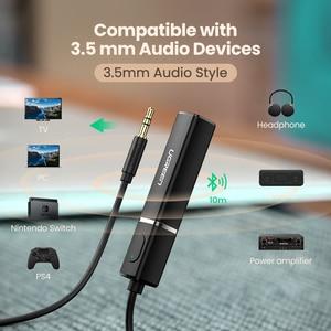 Image 4 - Ugreen Bluetooth Zender 5.0 Tv Hoofdtelefoon Pc PS4 Aptx Ll 3.5Mm Aux Spdif 3.5 Jack Optische Audio Muziek Bluetooth 5.0 Adapter