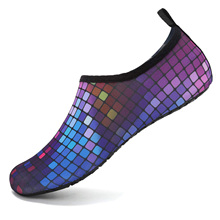 Unisex Beach Water Shoes Women Outdoor Barefoot Swimming Quick-drying Aqua Shoes Men Yoga Fitness Treadmill Casual Gym Sneakers gym fitness treadmill walking pvc conveyor belts