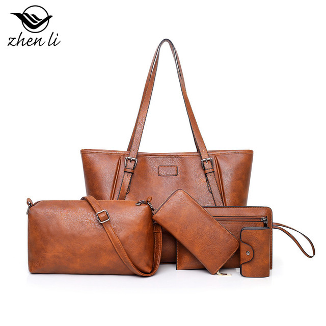 2021 New Arrivals Women's Shoulder Bags For Female PU Leather Solid Color Stitching Design High Quality Trend Style Girl's  Bag 3