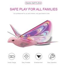 Airplane-Toys Xk X450 Bird Hand-Throw RC for Kids Children VS LX-128 Christmas-Gift Self-Fly
