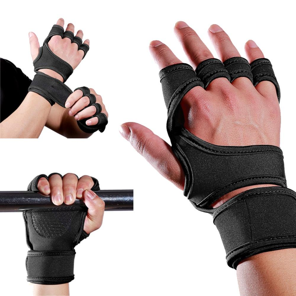 Gym Gloves Fitness Weight Lifting Gloves Body Building Training Sports Exercise Sport Workout Glove For Men Women