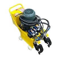 QFJX 0022 Hohe Qualität Beweglichen einzigen Kopf/Dual Kopf Hydraulische Nieten Maschine Elektrische Niet Maschine Riveter 65kn 220V /380 V-in Hydraulikwerkzeuge aus Werkzeug bei