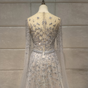 Image 4 - Luxuriöse 2019new eveing kleid vestido de noiva abendkleider robe de soiree kleid party