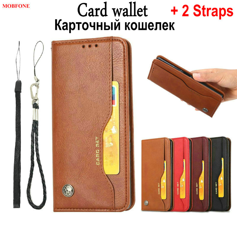 Luxury Leather Case for Huawei Honor 20 Honor20 Pro Wallet Book Fundas Nova 5T 5 5i Pro