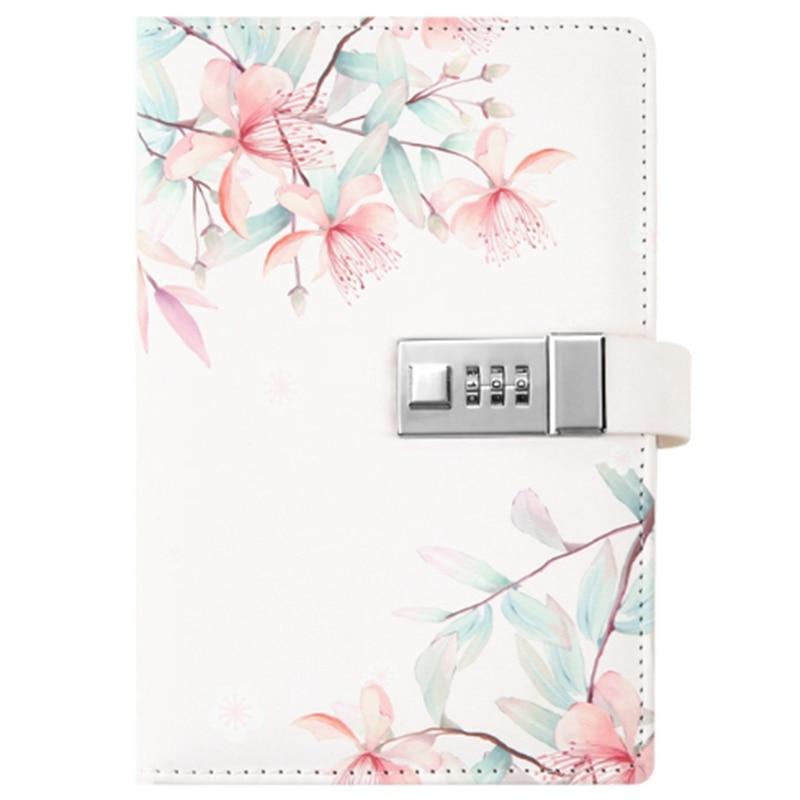 Bloco de notas sub caderno diário com