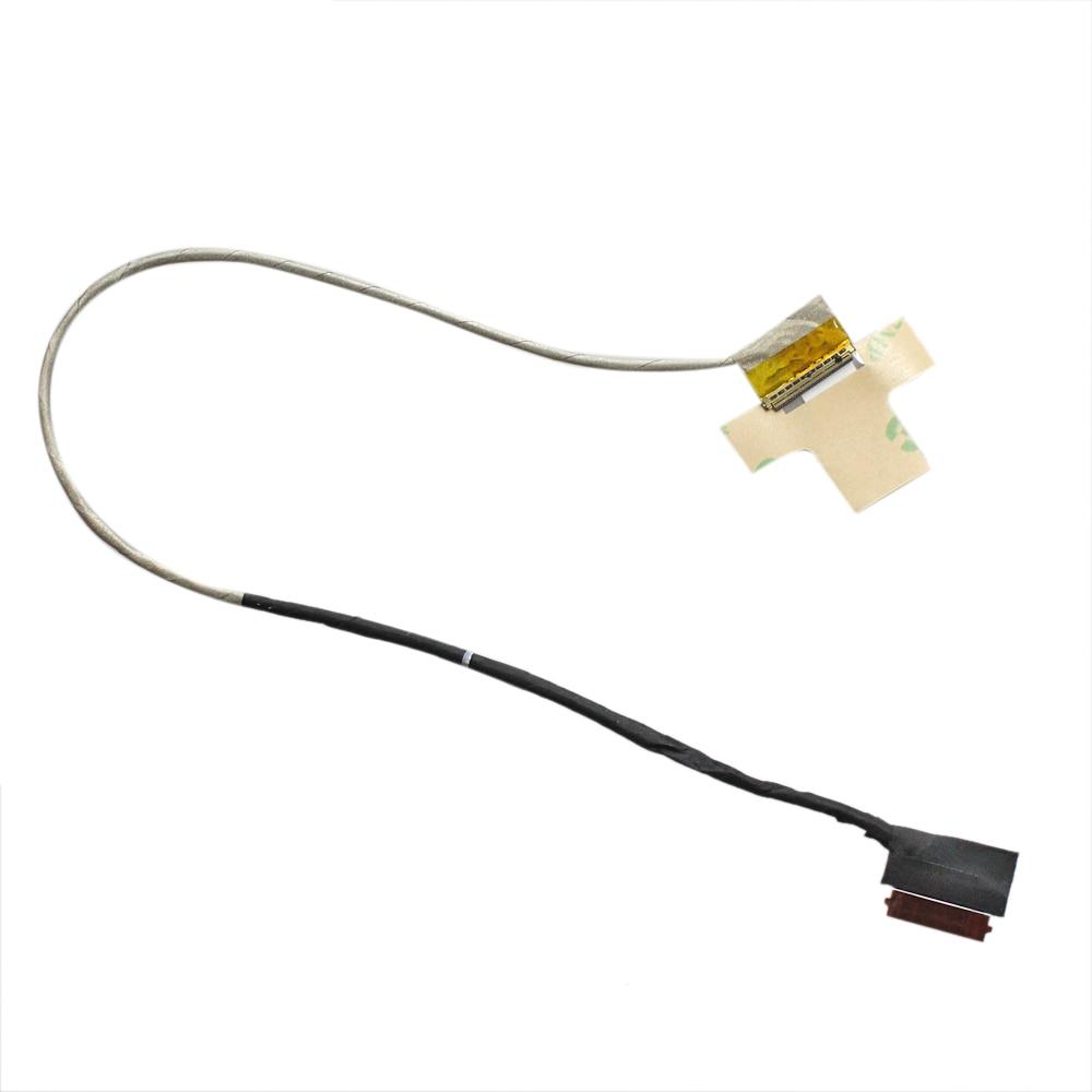 For Toshiba DD0BLQLC020/ DD0BLQLC010/ DD0BLQLC060 LVDS LCD VIDEO SCREEN EDP CABLE 30Pin 33.3cm