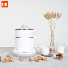 Xiaomi Ocooker Multi-purpose Electric Cooker Household Electric Skillet Time Function Mini Rice Cooker 130usd frying pan multi function household pot student dormitory artifact mini electric cooker noodle baile li 9 9